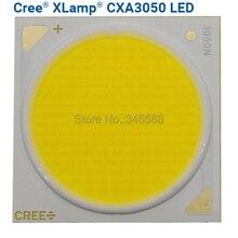 Büyük Promosyon 2 xCree CXA3050 CXA 3050 100 W Seramik COB LED Array Işık EasyWhite 4000 K 5000 K 36 42 V 2500mA