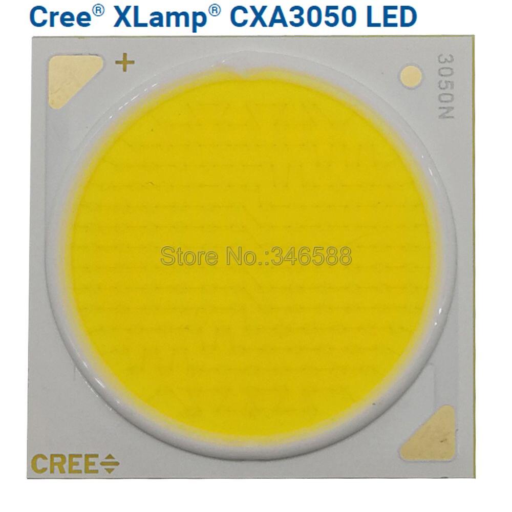 Grande promoção 2 xcree cxa3050 cxa 3050 100 w cerâmico cob led array luz easywhite 4000 k-5000 k 36-42 v 2500ma