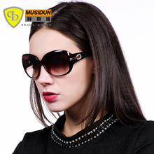 2017 Hot Selling New Fashion Brand Women Polarized Sunglasses Vintage Sunglass Female Oculos de sol feminino  UV400