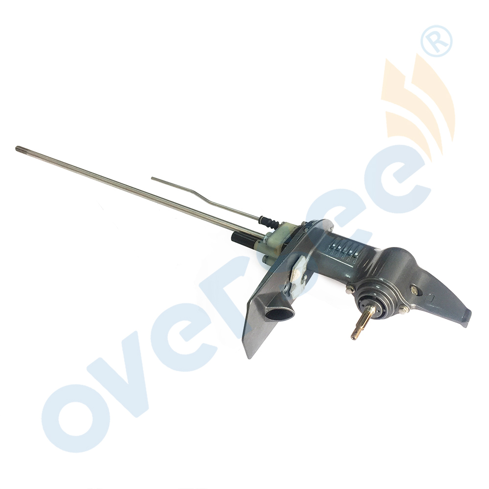 6E0-45300 OUTBOARD 5 HP LOWER UNIT ASSY For YAMAHA 4 HP GEARBO 6E0-45300-03-4D SHORT SHAFT