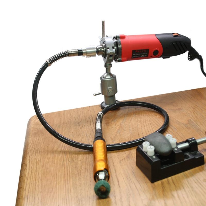 Dimensione flessibile di serraggio del tubo dell'albero 4mm 6,5 mm - Accessori per elettroutensili - Fotografia 6
