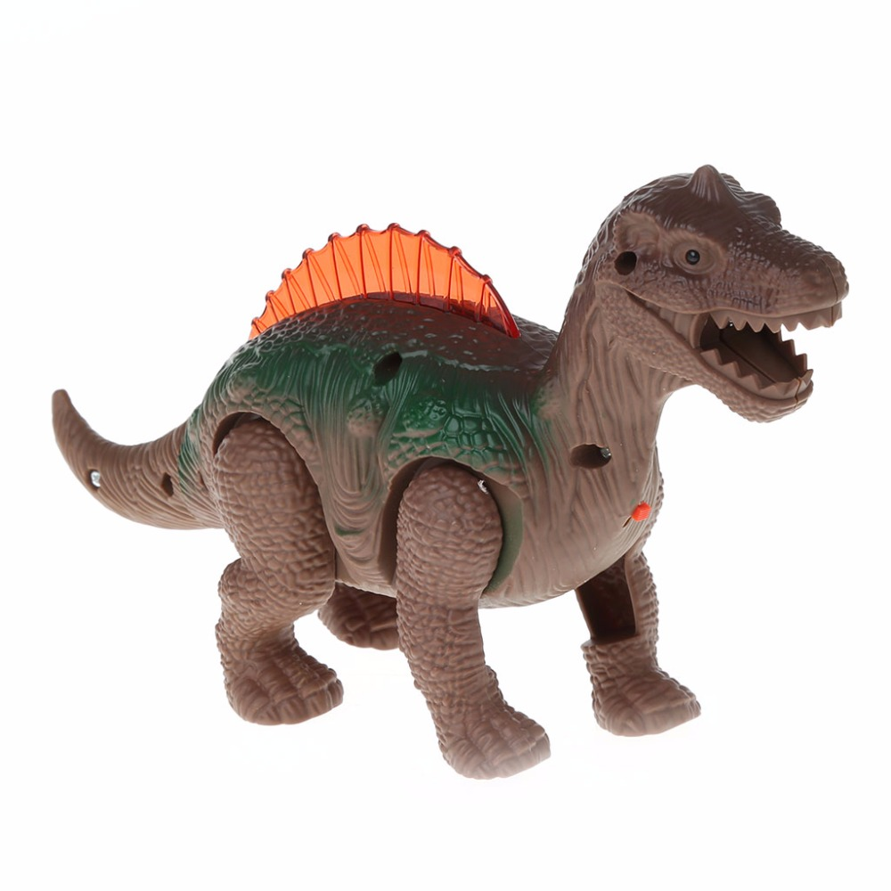 Mighty Animals Model Toys For Kids Mighty Electric Walking With Sound Dinosaur Toys