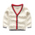 Bebé cardigan suéteres de algodón chaqueta de la capa Nueva Para niños de primavera de ropa