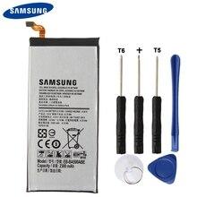 Оригинальный samsung Батарея EB-BA500ABE для samsung GALAXY A5 2015 EBBA500ABE натуральная Замена батареи телефона 2300 мАч