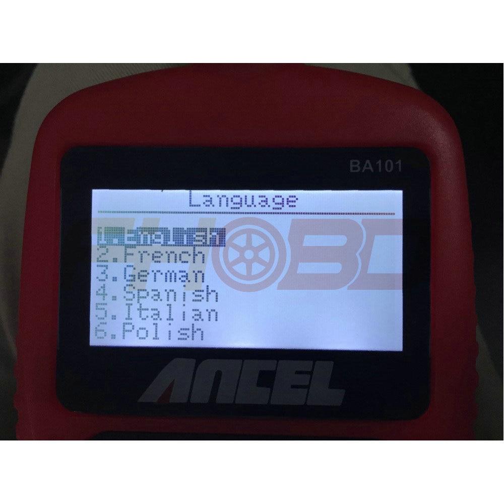 автомобильный аккумулятор анализатор с доставкой из России