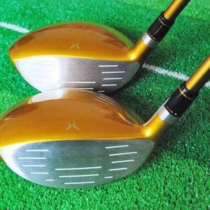 Image 4 - Cooyute nuevo mens Golf HONMA S 02 4 3/15 de 5/18 Fairway wood Golf con grafito mango de Golf de madera conjunto clubes envío gratis