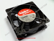 Free Shipping For NIDEC A30108-10 AC 115V 0.26/.21A 2-pin 120x120x38mm Server Square fan