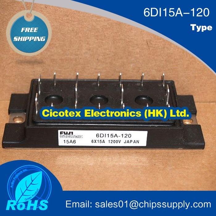 6DI15A-120 POWER TRANSISTOR MODULE IGBT 15A-120 6DI15A120 6D115A-1206DI15A-120 POWER TRANSISTOR MODULE IGBT 15A-120 6DI15A120 6D115A-120