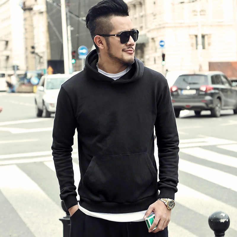 Men new autumn cotton black turtleneck hoodies men casual fashion hat brand  design European style hoodies men top quality F017|brand hoodie men|fashion  hoodie menhoodies brand men - AliExpress