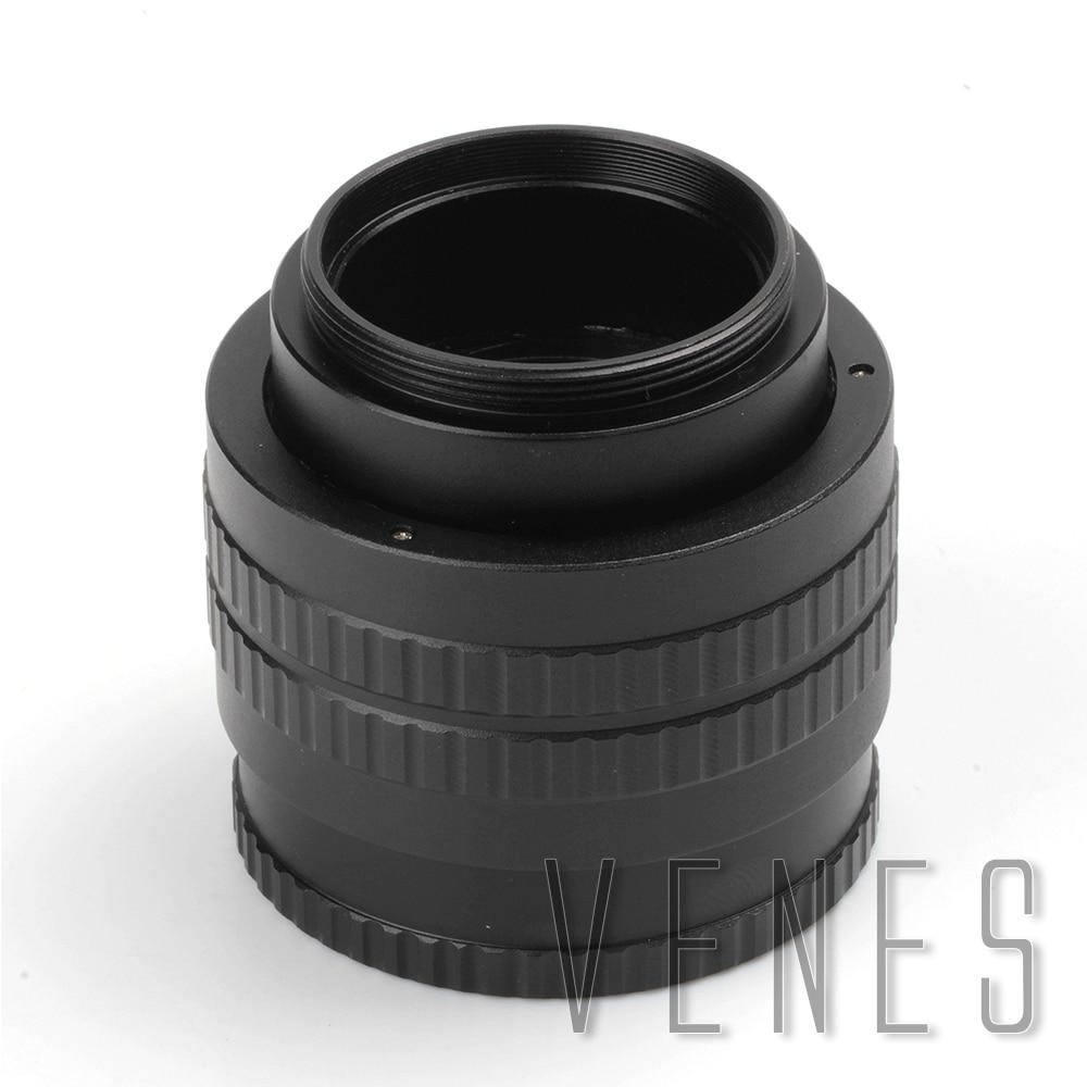 M42 tot M42 Mount lens verstelbare focus Helicoid Macro Tube Adapter - Camera en foto - Foto 1