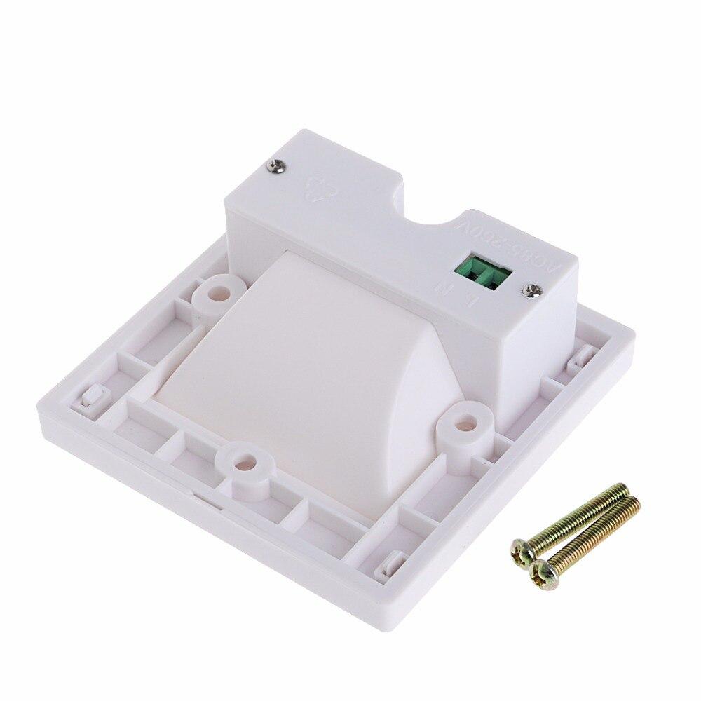 Lâmpadas de Parede 1 pc 2.5 w sensor Material do Corpo : Abs