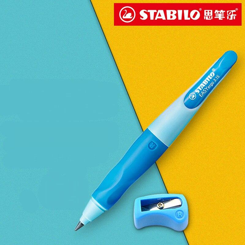 Lápis Mecânicos alemanha easyergo 3.15mm crianças lápis Marca : Stabilo