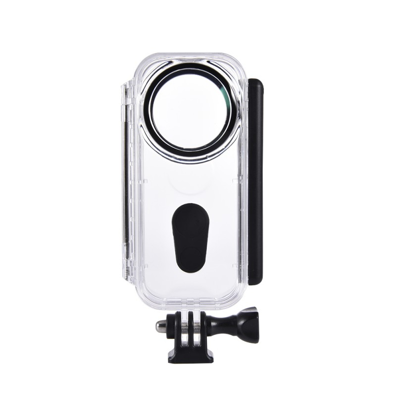 Plastic Waterproof Case For Insta 360 One X 360 Action Camera Underwater Video Protective Housing Water Resistant Case
