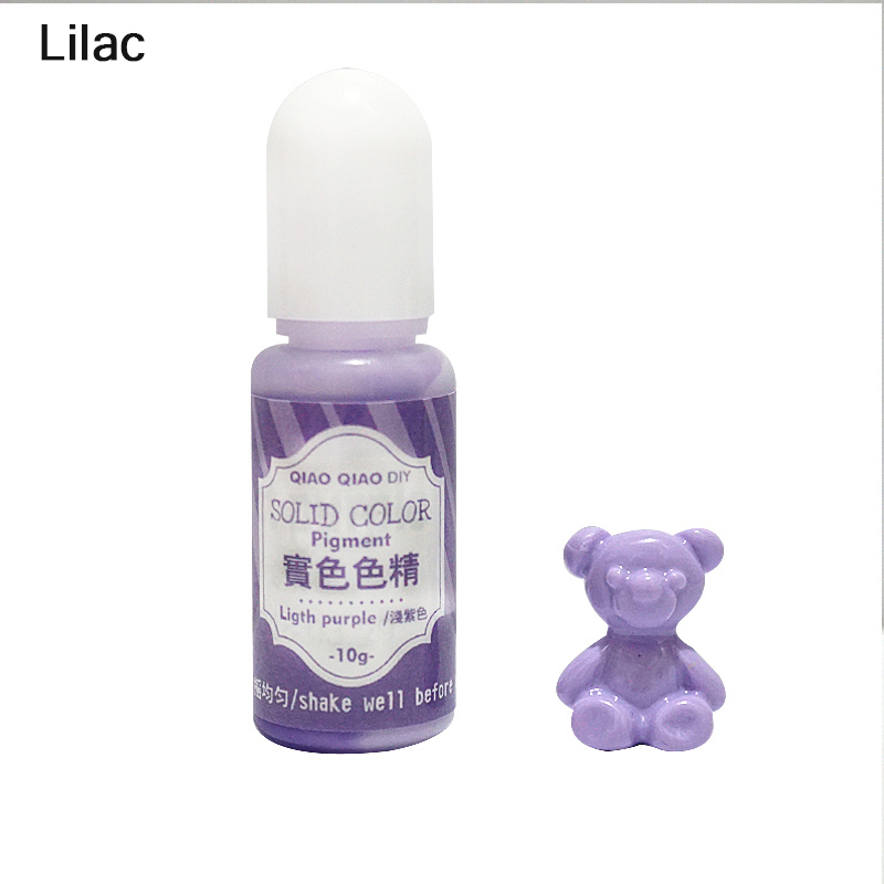 Newly UV Resin Pigment Polish Solid Glue For Silicone Mold Jewelry Making DIY Handmade Crafts