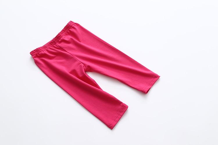 Κορίτσια leggings παιδιά καλοκαίρι - Παιδικά ενδύματα - Φωτογραφία 6