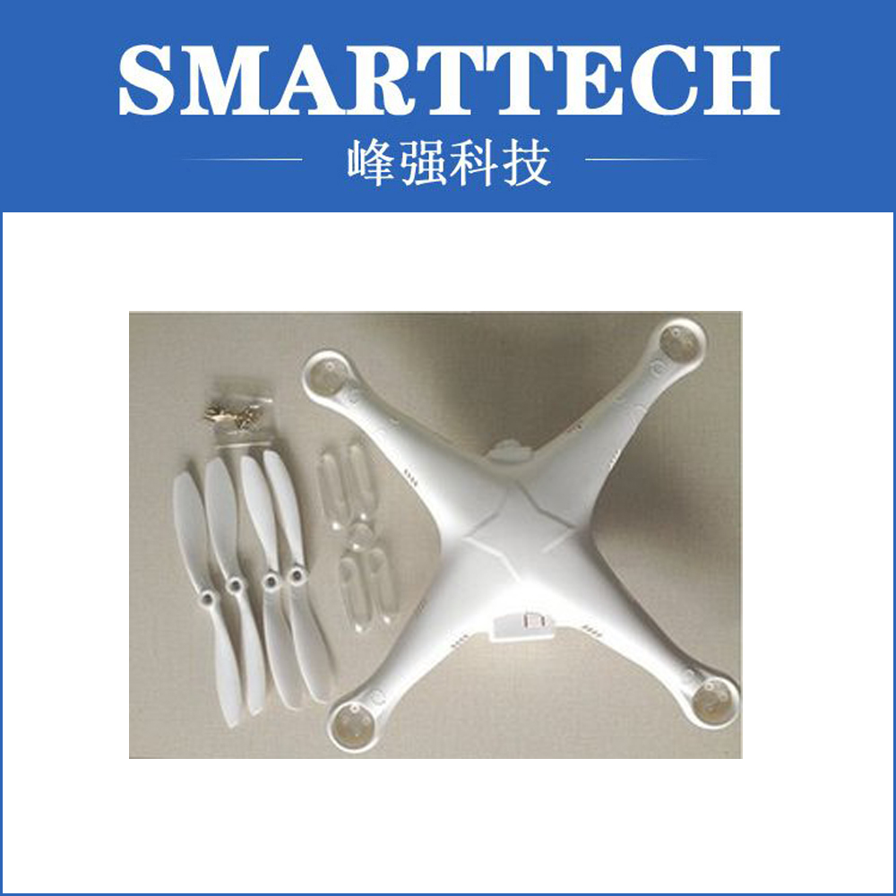 custom UAV plastic parts injection mold factory in China