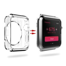 Folome Watch Protect Case frame For Apple Watch iWatch 38 /42mm