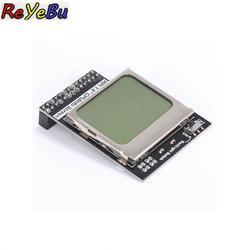 Процессор информация ЖК-экран 1,6 дюймов с подсветкой переключатель для Raspberry Pi 3B +
