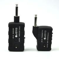 JOYO JW 01 Digital Wireless Guitar Instrument Transmitter Receiver System