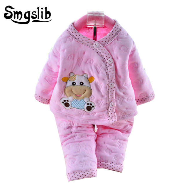 262ac3f6175c Smgslib baby clothing 0 3 6 month baby girl winter and fall clothes ...