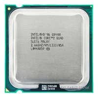 4 core INTEL Core 2 Quad Q8400 CPU Prozessor 2,66 Ghz/4 M/1333 GHz) sockel LGA 775