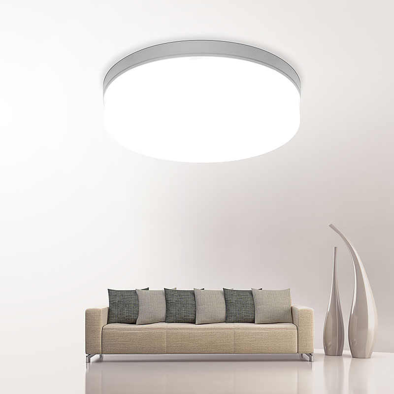 LED Panel Light 18W 24W 36W 48W Round LED Surface Mounted Ceiling Lamp AC 85-265V Modern LED Downlight For Home Decor Lighting