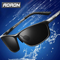 Luxury Brand Aoron Mens Alloy Frame Polarized Sunglasses For Driving Car Sports Fishing Male Original Famous UV400 Sun Glasses