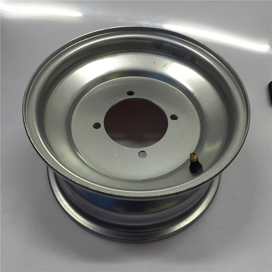 ФОТО STARPAD For Kawasaki front wheels steel wheels Rims ATV 10-inch wheels Universal free shipping