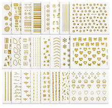 Nail Art Sticker (Multicolour) - Pack of 30 3D Stickers Decals  Flowers Self Adhesive Wrap Decal