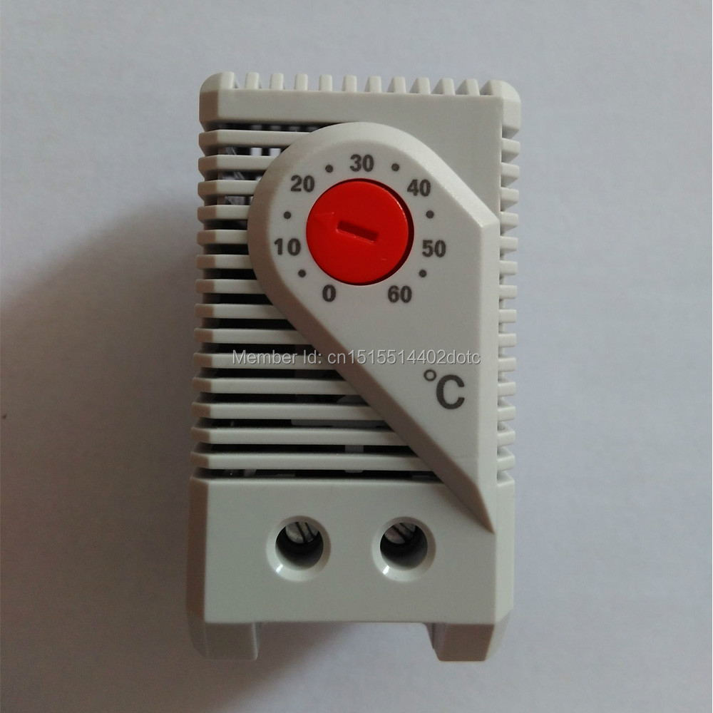 KTO011 NC (Normal Closed )adjustable temperature controller thermostat (0~+60 degree) 4 x bimetal temperature switch thermostat 85 degree celsius nc ksd 9700