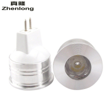 Zhenlong 15 20 Degree Angle 12V 110V 220V Lamp Dimmable Spot Light Bulb Spotlight 1W 3W E27 E14 GU10 GU5.3 MR11 MR16