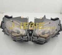 Smoke Front Headlight Head Light Lamp Assembly For Honda CBR1000RR CBR1000 CBR 1000 RR 2012 2013 2014 2015