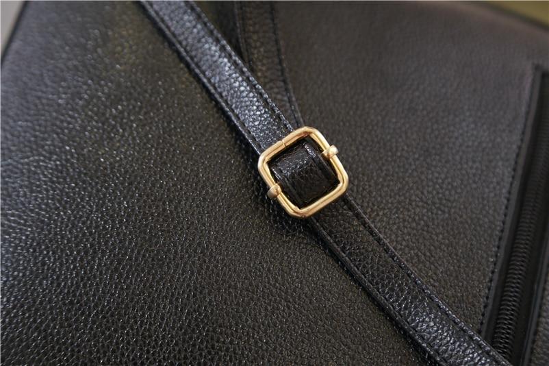 Nevenka Women Leather Backpack Tassel Female Travel Backpack Black Handle Backpacks for Girls School Bag Summer Backpacks 201807