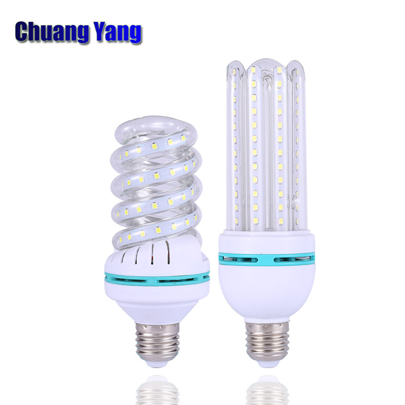 E27 LED Corn Bulb Lamp 220V 230V 240V 3000K 6500K Led Light SMD 2835 3W 5W 7W 9W 12W 18W 24W 32W Energy Saving Lights For Home