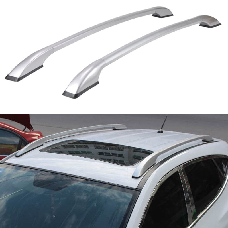 165CM Universal Car Styling Auto Roof Rack Side Rails Bars Baggage Holder  Luggage Carrier Aluminum Alloy Accessories Car Styling In Cargo Management  From ...
