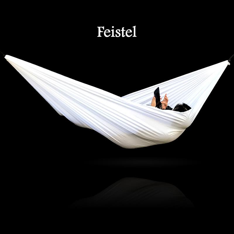 nylon camping hammock parachute swings chair