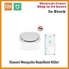 במלאי Xiaomi דוחה יתושים רוצח עם LED אור ב mihome AP חכם גרסה טלפון טיימר מתג להשתמש 90 ימים עבודה