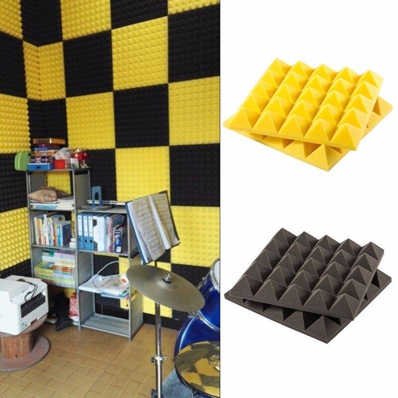 1pcs Soundproofing Foam Acoustic Panels Foamtreatment