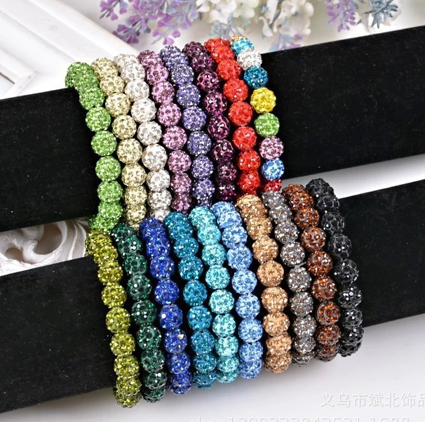 NEWEST TOP Quality Bracelet jewelry For Women Handmade shangrila Bracelet (20 ba