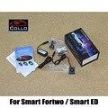 For Smart Fortwo / Smart ED / Fog Snow Rain Haze Auto Rear Laser Lights / Bad Weather Traffic Anti-Collision Warning Lamp / LED