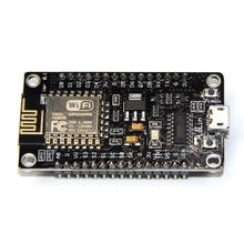 ESP8266 CH340G NodeMcu V3 Lua Wireless WIFI Module Connector ESP32 Development Board ESP12E Micro USB ESP8266 CP2102 Based L293D цена