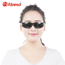 ABESO  Industrial  goggles for electric welding glare sunglasses with black lenses safety goggles A7906