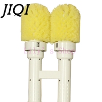 DMWD Household Dishwasher Mini Dishwashing Brush Cleaning Brush Commercial Cup Cleaner School Restaurant Kitchen Dishes Washer