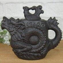 Authentic dragon teapot