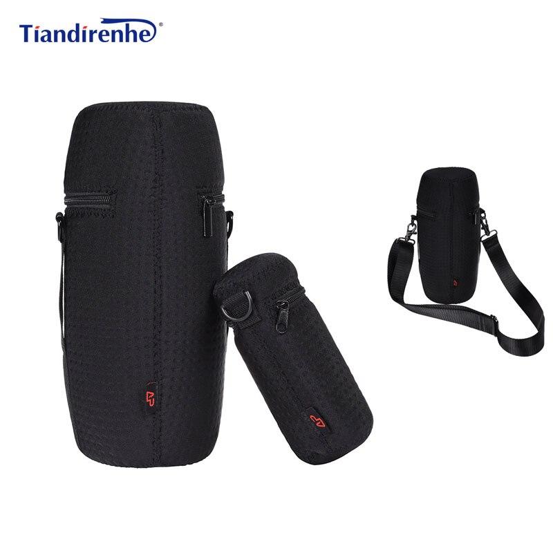 Portátil para JBL Xtreme Altavoz Bluetooth orificios de ventilación bolsa de viaje deportes al aire libre almacenamiento bolso suave lleva la cubierta