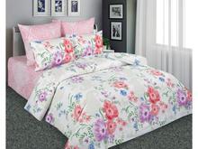Комплект постельного белья полутораспальный Amore Mio, цветы