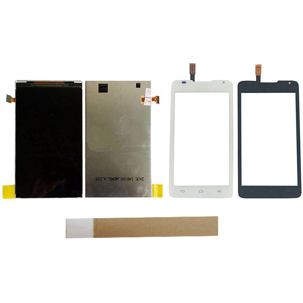 4.5 Inch For Huawei Ascend Y530 Touch Screen+ LCD Display Screen Replacement Repair With Adhesive Tape 4.5 Inch For Huawei Ascend Y530 Touch Screen+ LCD Display Screen Replacement Repair With Adhesive Tape