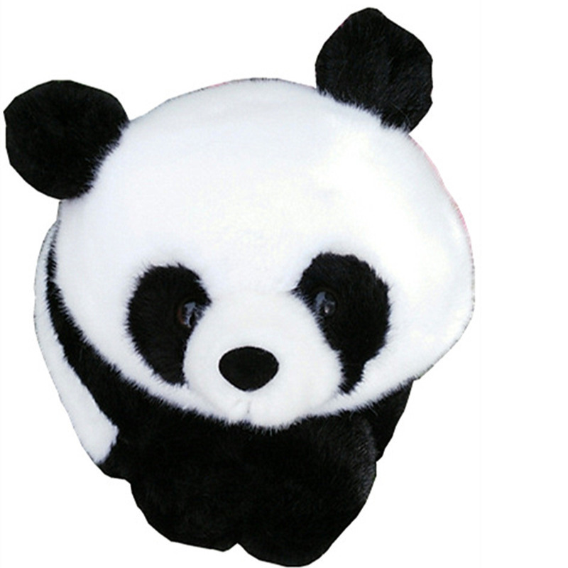 High Quality Cute Plush Stuffed Animal Sotffe Panda Toys For Baby Infant Soft Cute Lovely Doll Gift Present Doll Children Toys