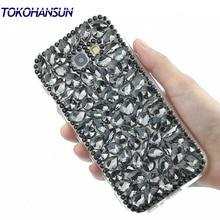 Tokohansun Soft Cases For Samsung Galaxy A7 2017 A720F Case for A7 2018 A730 Cover for Samsung A7 2016 Case Protective Shell