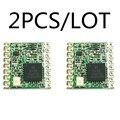 Беспроводной приемопередатчик LORA SX1276  оригинальный модуль  2 шт.  RFM95  868  915  RFM95-868MHz  SX1276